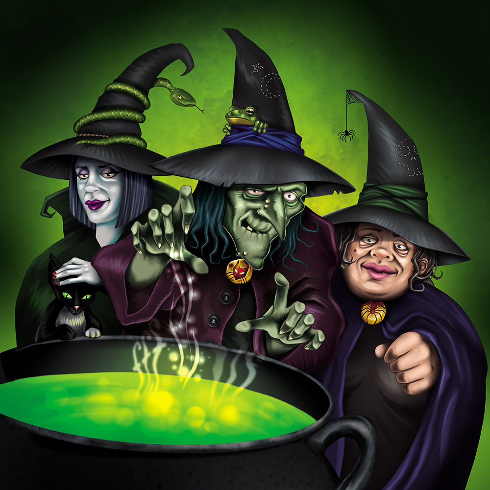 Witches' Promise