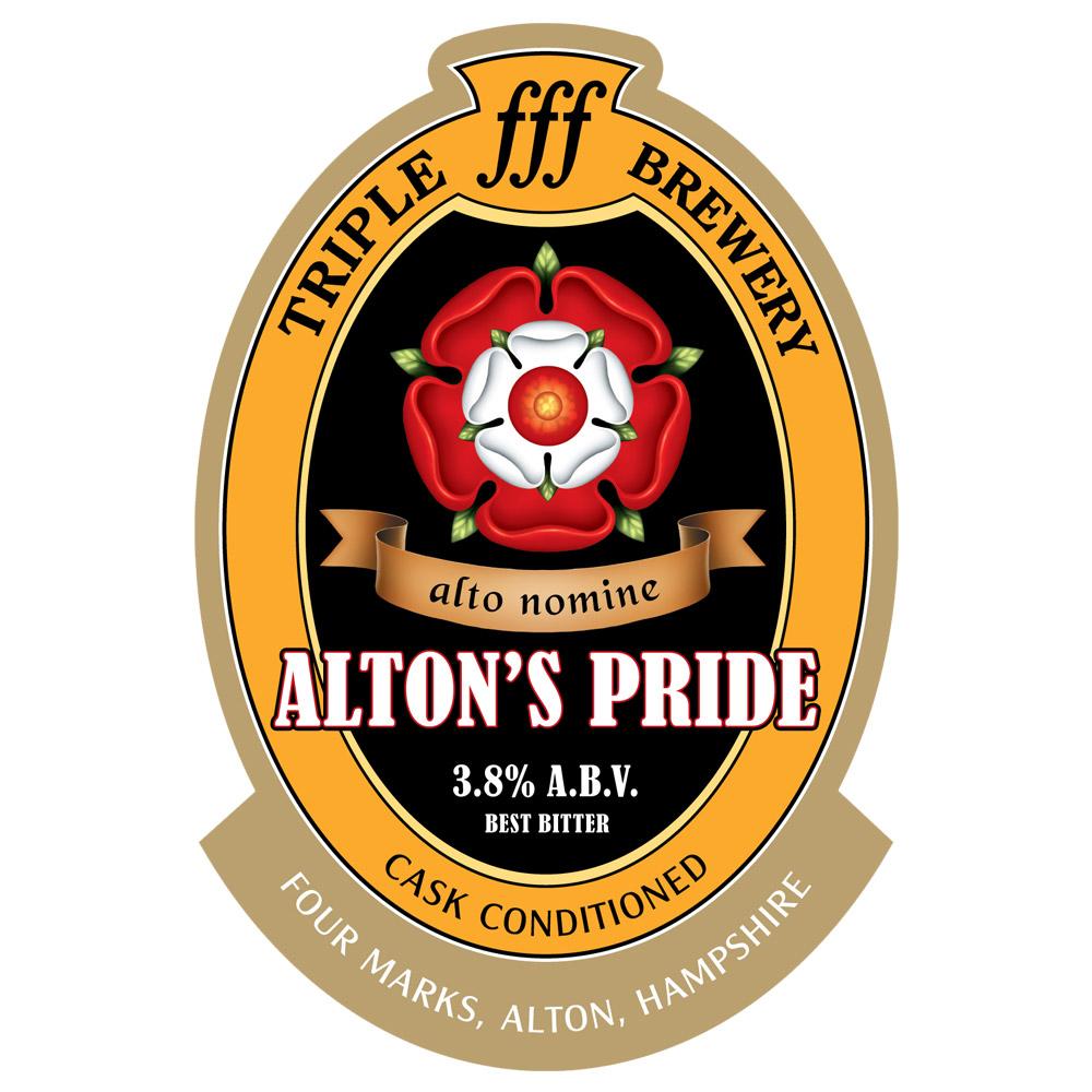 Alton's Pride clip