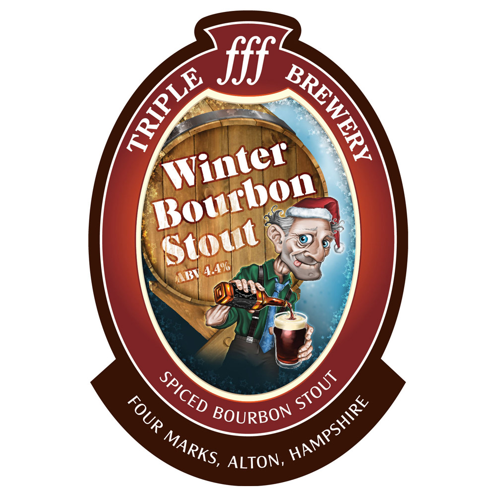 Winter Bourbon Stout Clip