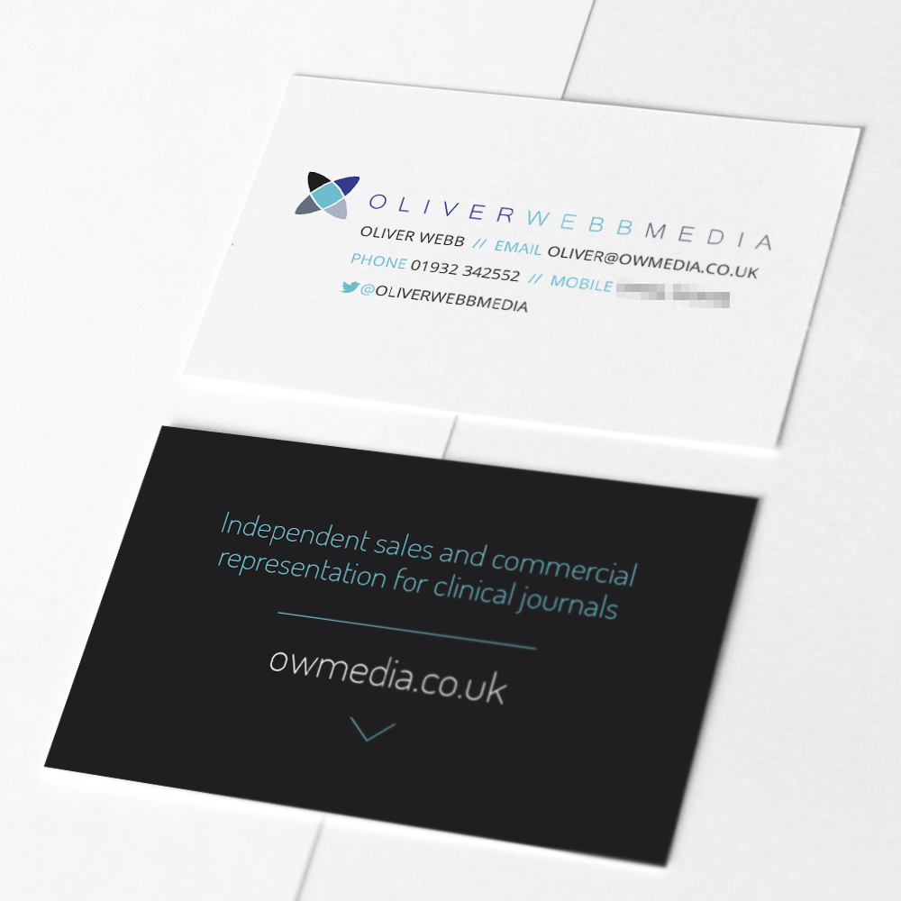 OWM business cards