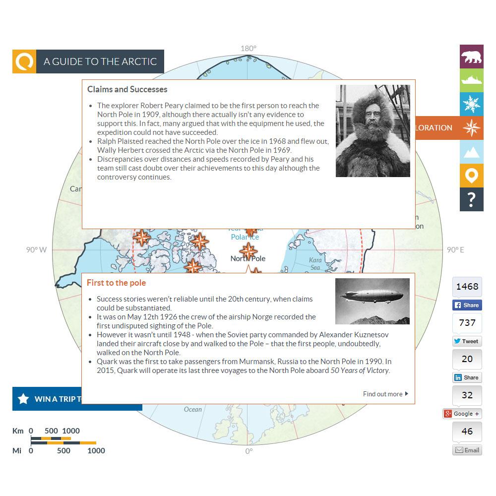 Arctic map 12