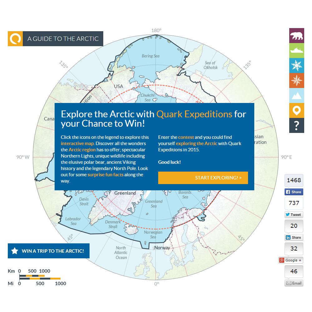 Arctic map 2