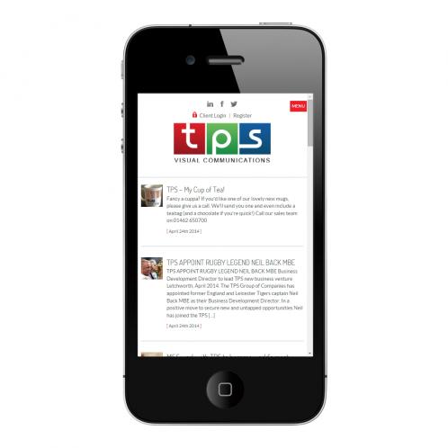 TPS news