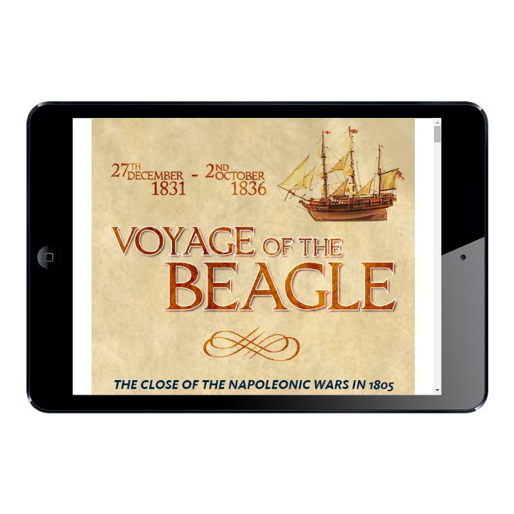 Voyage – Tablet