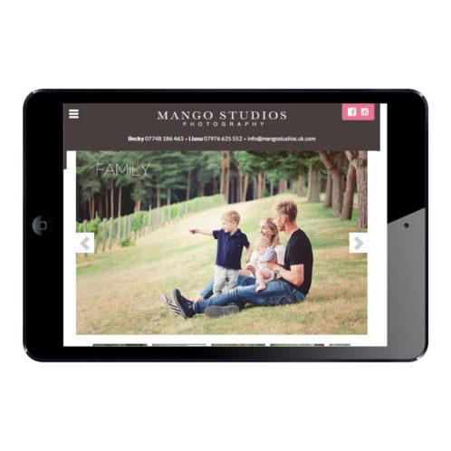 Mango – tablet